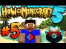 SDMN HOW TO MINECRAFT. СЕЗОН 5. ЭПИЗОД №2 by Vikkstar123