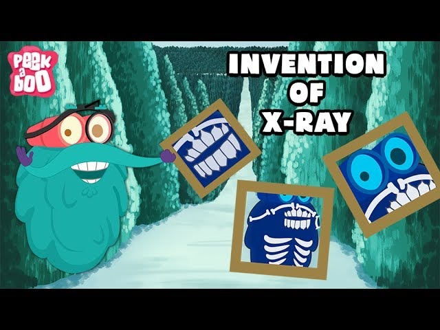 Invention Of X Ray The Dr. Binocs Show Best Learning Video for Kids Preschool Learning