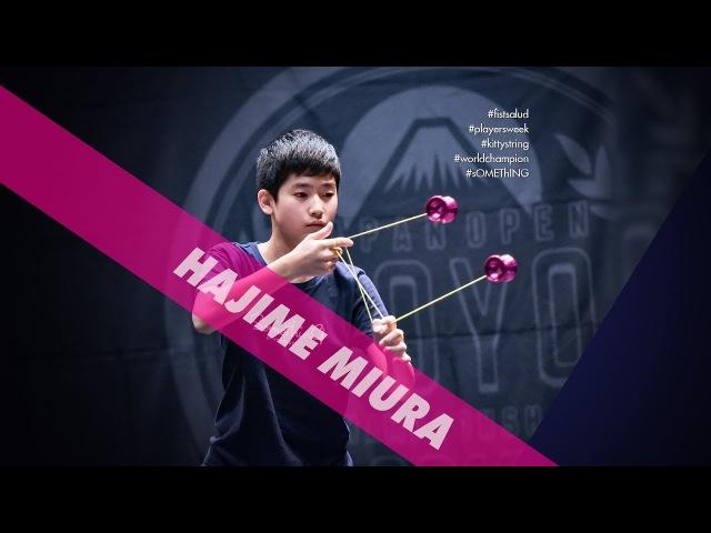 FIST SALUD Presents: PLAYERSWEEK by Hajime Miura 2017