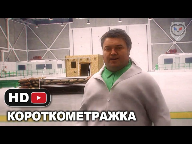 Паразит (Kapture: Fluke) — Короткометражка (Русская озвучка AlexFilm) 2017 | Нил Бломкамп