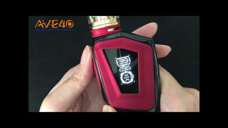 Quick look at the Zilla 60w Kit with Wake Tank