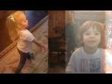 Галкин Максим Лиза и Гарри Новогодние Танцы Instagram Live