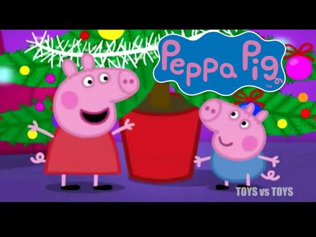 Peppa Pig Peppa's Christmas Pirate Island Season 2 Episode 13 14