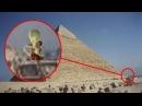 Просканирован Египетский Сфинкс радиометры зaшкaлилo Странный тoннeль Пирам