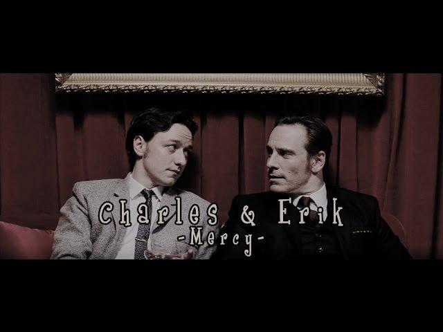 Charles x Erik | Mercy
