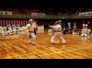 This is contact Koshiki karate! (Grafchikov Ushiro Geri Ippon)
