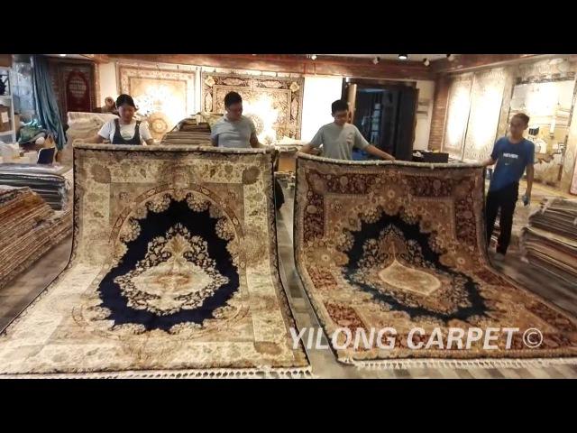 Handmade Tabriz Rug Persian Hand Made Carpet