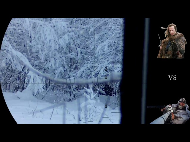 ICESNIPE DEV Тренировка 04 02 18 Росляково снайпер в страйкболе