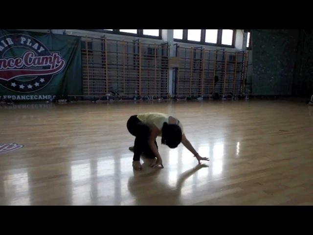 MARISSA OSATO - Turning Tables / FAIR PLAY DANCE CAMP 2011 / POLAND