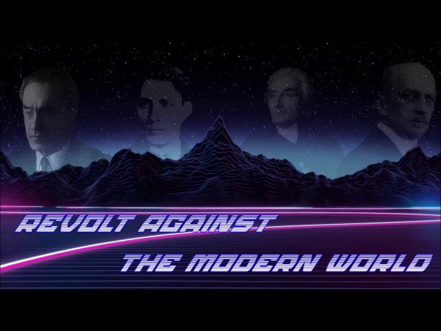 Xurious - Revolt Against The Modern World