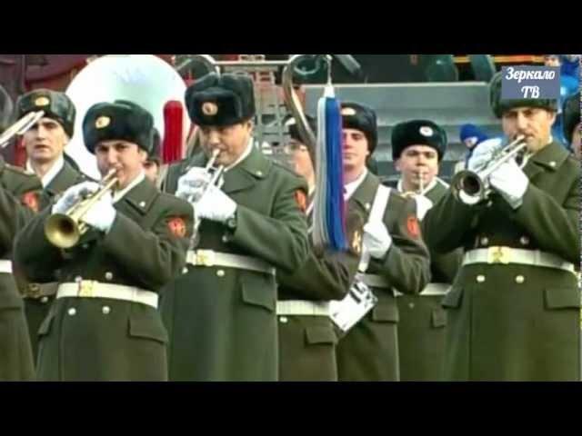 Ретро Парад 2011 года, В память о Параде 1941 года ... Репортаж