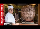 Most INSANE Doner Kebab in Istanbul! and Turkish Airlines from Istanbul to Rome!