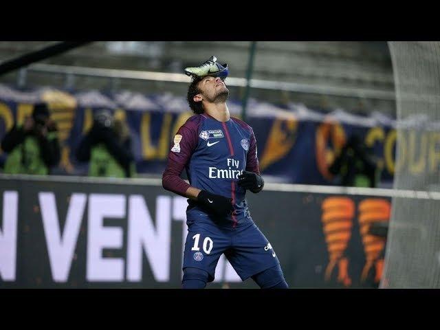 Neymar Jr ●King Of Dribbling Skills● 2018 |HD|