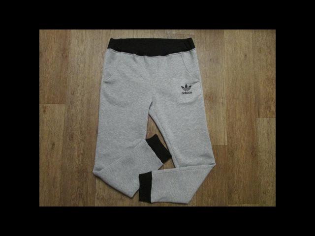 Шьем спортивные мужские штаны бесплатная выкройка по ссылке