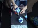 Euclidean Cube 4IN1 Geometric Magic Transforming Cubes