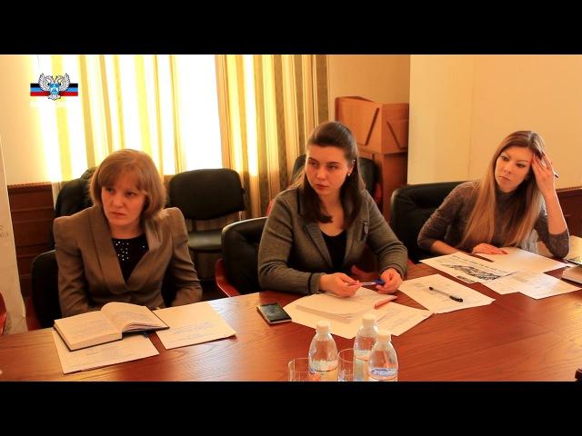 Заседание Спецкомиссии по сбору доказательств военных преступлений украинской армии