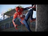 10 минут Геймплея игры. Marvel's Spider-Man 2018. [PS4]