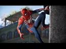 10 минут Геймплея игры. Marvel's Spider-Man 2018. PS4