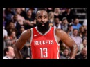 James Harden Makes Rockets History - 1st Player to Score 20 in First 20 Games November 27, 2017