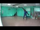 Упражнения с бревном. Занятия с бревнышком. Народная гимнастика. Тренировка этнофитнес.