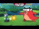 Игра Хлебоутки: Битва Робота / Game Hleboutki: Robot Wars