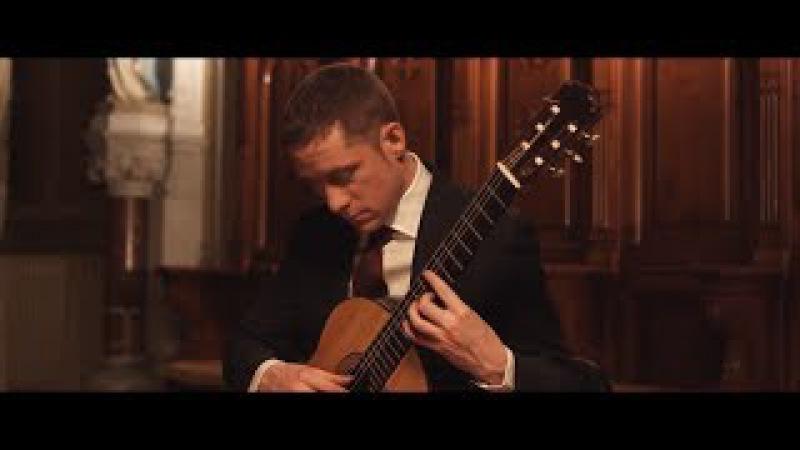 Philip Glass - Mishima MVT V - Dublin Guitar Quartet - Performance Film 2011