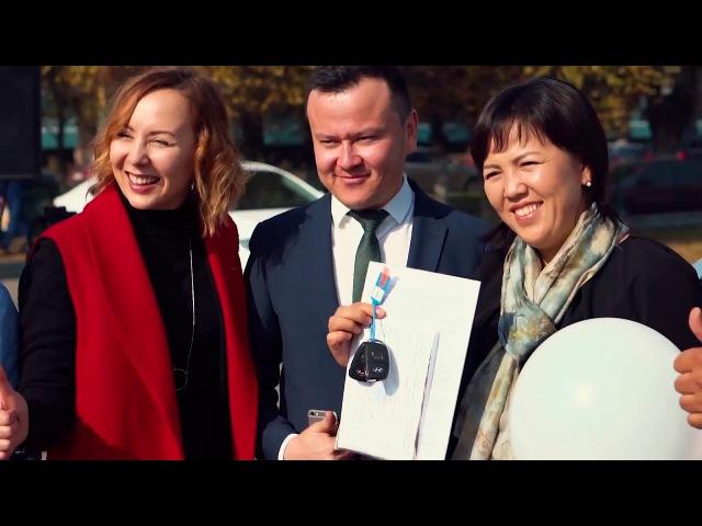 Видео о финалистах Автопрограммы в Казахстане.