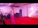 Belly Dance in Agra by Jenifer D'souza at ICCI Pioneer Parivar