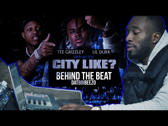 Making a Trap Beat: Tee Grizzly Lil Durk What Yo City Like Behind The Beat