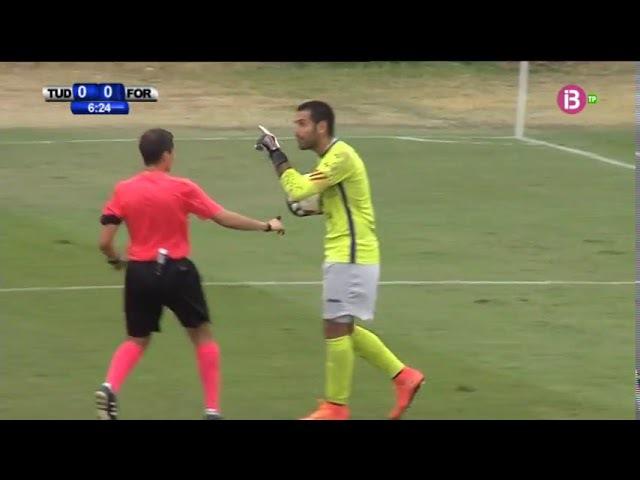 Tudelano vs SD Formentera 2nd half ex half Copa del Rey 16 17 12 10 2016 480p