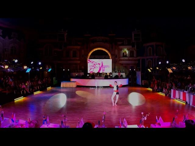 Cruella De Vil (Netunaeva Valeria) Europe Dance 2018