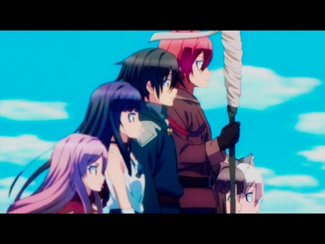 Death March ▪AMV♫ Crossroads