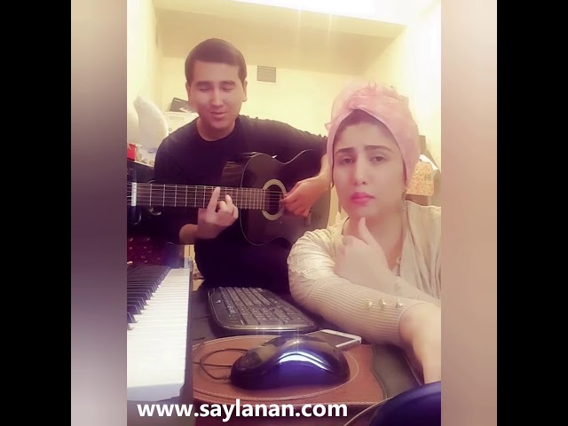 Selbi Tuwakgylyjowa jiwoy ses ft Perhat Soltyyyew turkmen Gitara 2018 taze