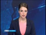В результате ДТП в Красноярске иномарка чуть не провалилась в подземный пешеход...