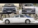 2018 Rolls Royce Phantom Vs 2018 Bentley Mulsanne Vs 2018 Mercedes Maybach