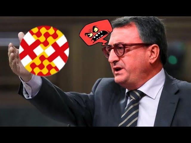 Nacionalista Vasco *INDIGNADO* con *TABARNIA* en el CONGRESO Español!