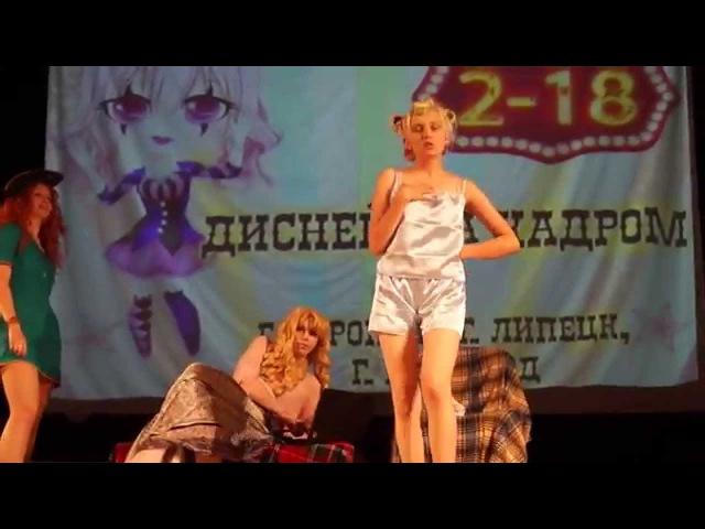 Gakko Fest 2015 Disney Behind The Scenes