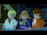 Лего Скуби Ду страшный дом Лего Мультфильм