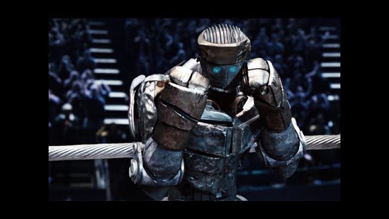 Отрывок из фильма Живая сталь-Excerpt from the movie real steel