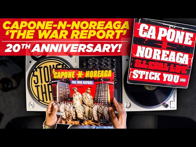 Discover Classic Samples On Capone-N-Noreaga's 'The War Report'