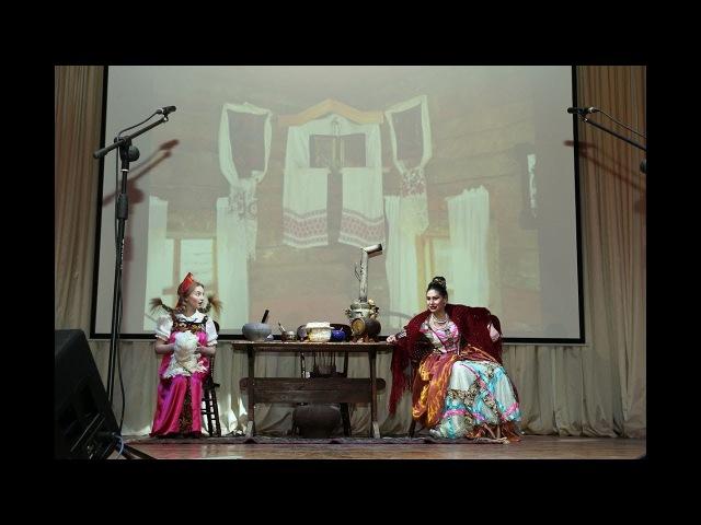 Спектакль о любви к Родине в АГТУ