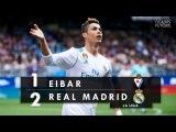 Эйбар 1:2 Реал Мадрид. Обзор матча.