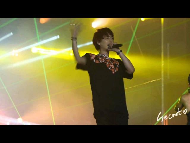 130616 Super Show 5 in Hong Kong - Rockstar (Short cut)