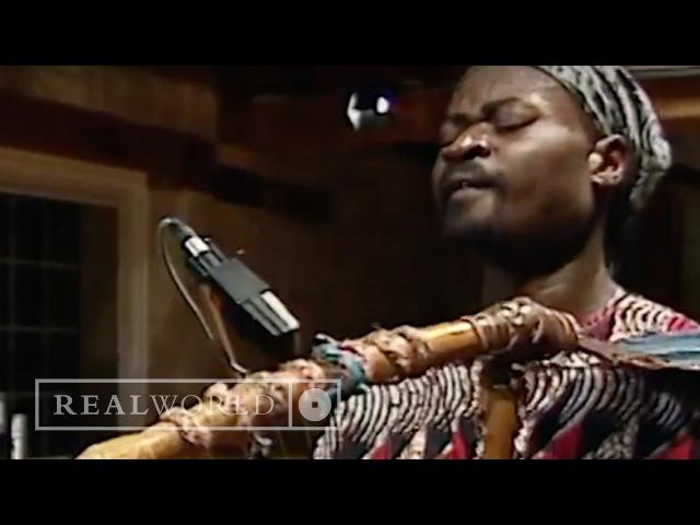 Ayub Ogada Wa Winjigo Ero live at Real World Studios