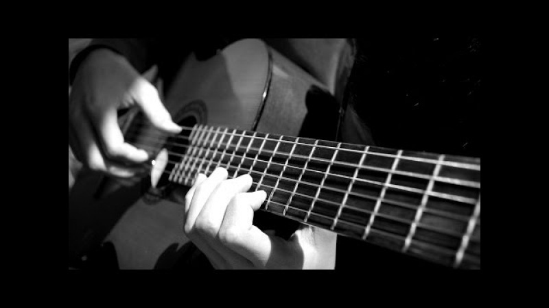The Best Guitar Music Ever Calming Guitar Instrumental Background. Classical Acoustic Guitar Solo