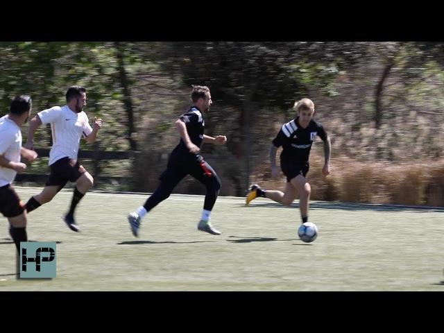 He's No Neymar Jr, But He Ain't Bad -- Justin Bieber Shows Off His Football Skills
