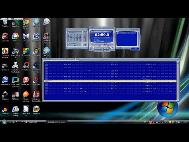Impulse Tracker 2.00 - 708 - WIndows 95 remix