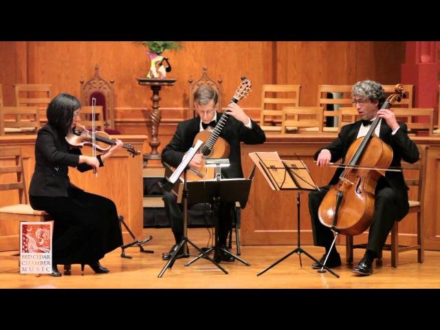 Allegro non tanto from Grand Trio Divertissement extrait de Mozart by P. Porro