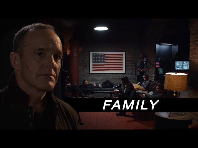 Agents of S.H.I.E.L.D. | Family [SHIELD100]