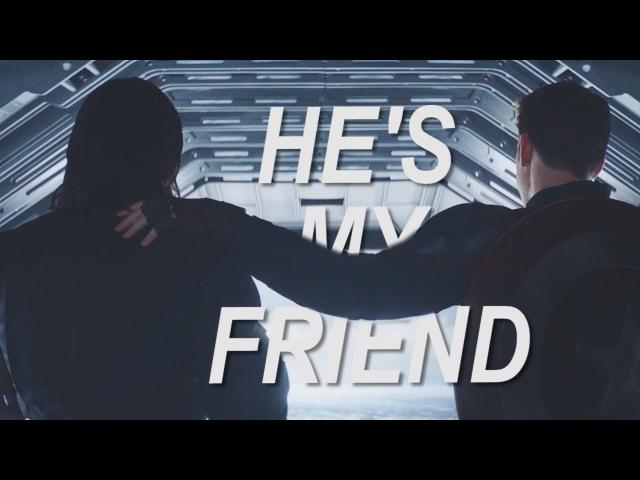 BuckySteve | He's my friend